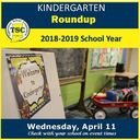 Burnett Creek to host Kindergarten Roundup